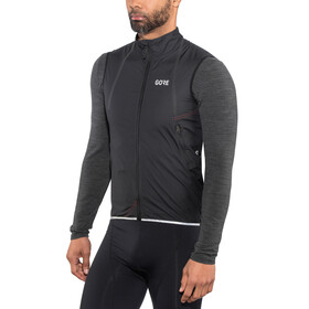 GORE WEAR C7 Light Windstopper Veste Men black